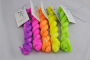 5x20g Mini Skein Set / Operation: Social Justice Rainbow of kindness